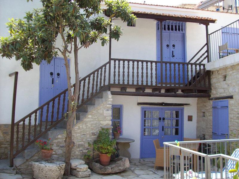 Cyprus Villages Kalavos