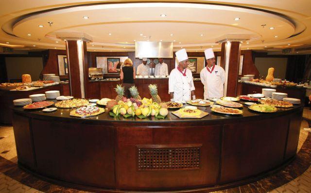 Kombinácia MS Grand Sun & Makadi Spa Hotel