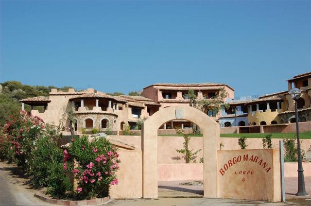 Rezidencia Il Borgo Di Punta Marana