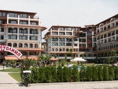 Apartcomplex Olymp