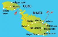 Malta a Gozo- perly Stredozemného mora