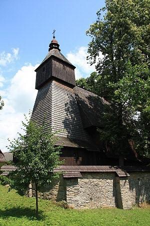 Drevené kostolíky a prales na Východnom Slovensku