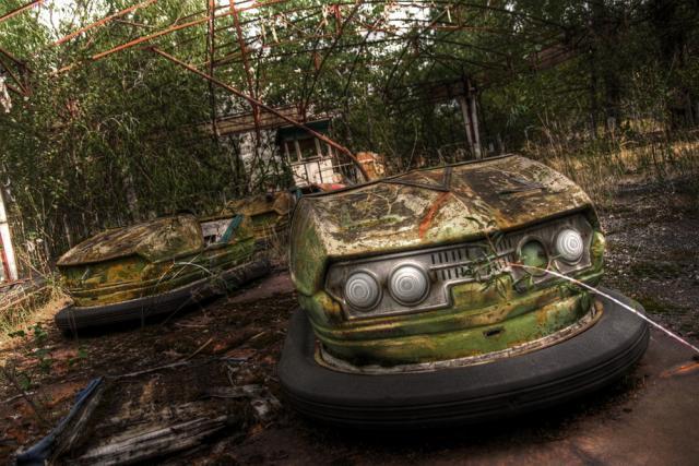 Poznávací zájazd Černobyľ - Special Pripjať tour
