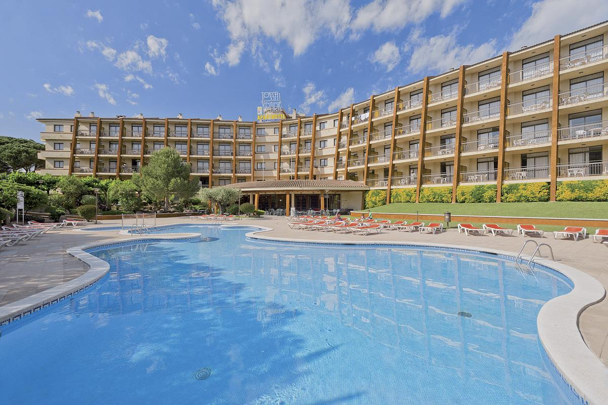 GHT Tossa Park Apartments