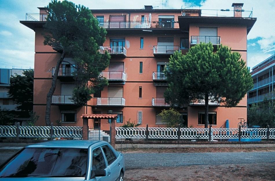 Apt. domy Rosolina Mare - kat. O