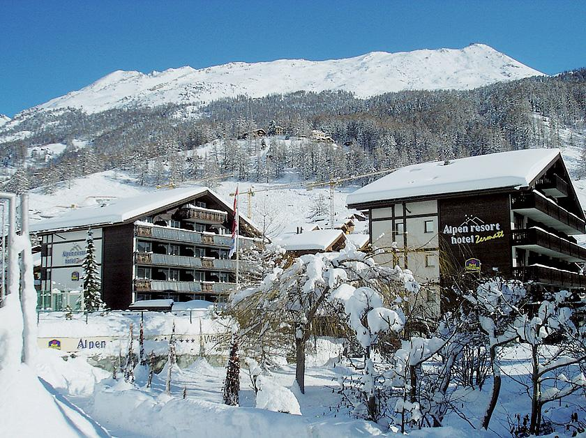 Best Western Alpen Resort
