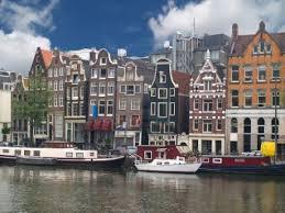 Amsterdam, Brusel