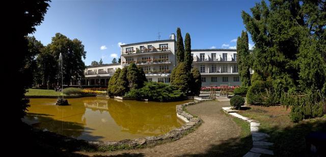 Kúpele Sliač-pobyt Ochutnávka kúpeľov v Hoteli Palace