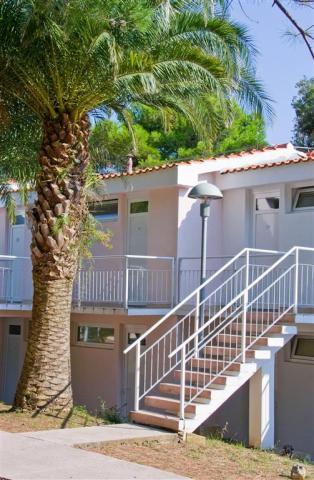 Apartmány a bungalovy Suha Punta