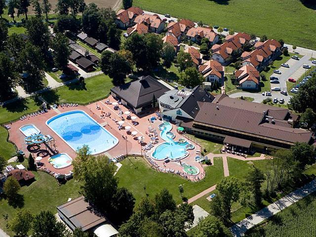 Vilky a Hotel Zeleni Gaj