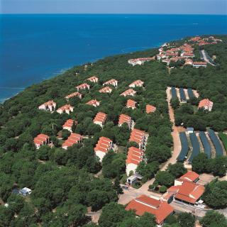 Solaris Naturist Resort pavilony