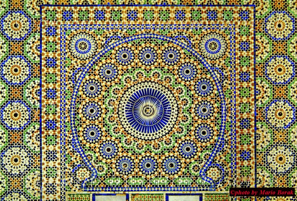 Okruh kráľovskými mestami a južným Marokom