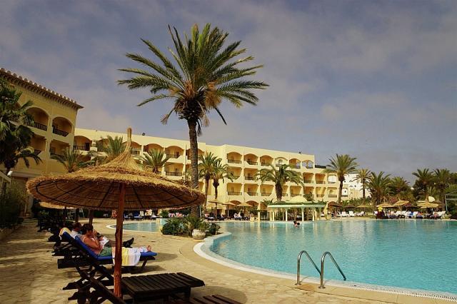 Bravo hotel Hammamet (ex Almaz)