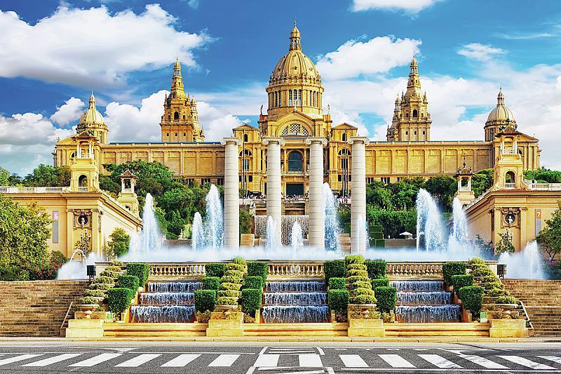 Barcelona - perla Středomoří