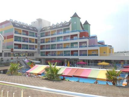 THE COLORS HOTELS SIDE