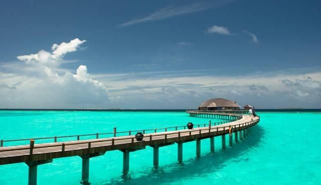 Hilton Maledives Iru Fushi Resort & Spa
