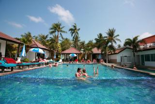 Chaweng Cove Beach Resort