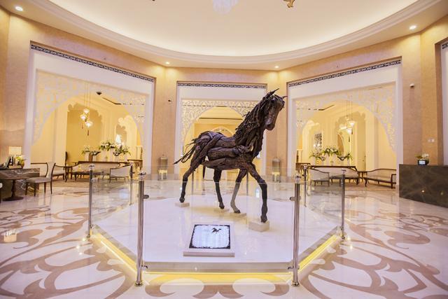 Koktejl - Dubaj (Sheraton Mall Of The Emirates) + Ras Al Khaimah (Rixos Bab Al Bahr)