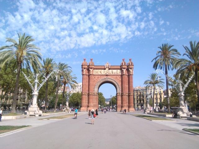 Barcelona s pobytom pri mori