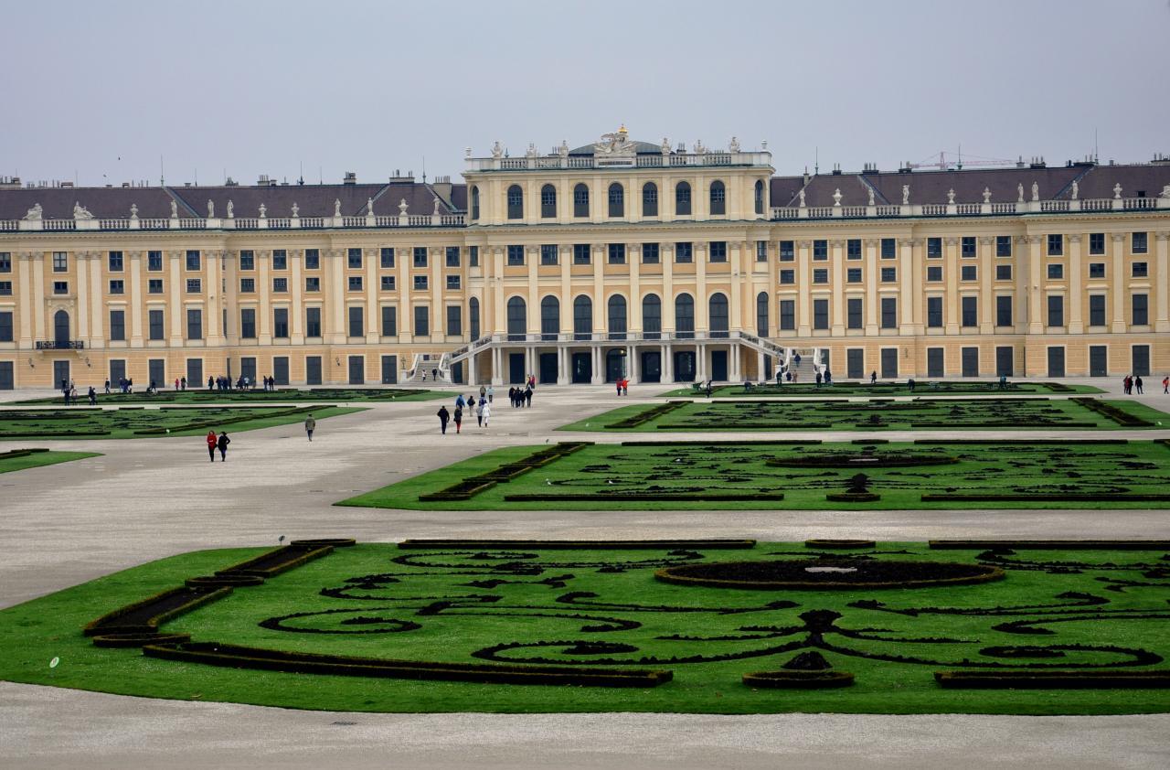 Predvianočná Viedeň