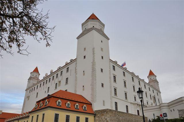 Korunovačná Bratislava a cisárska Viedeň