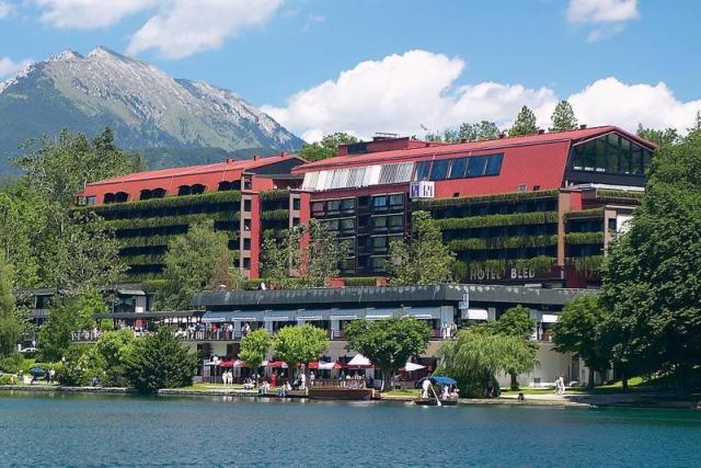 Bled - hotel Park