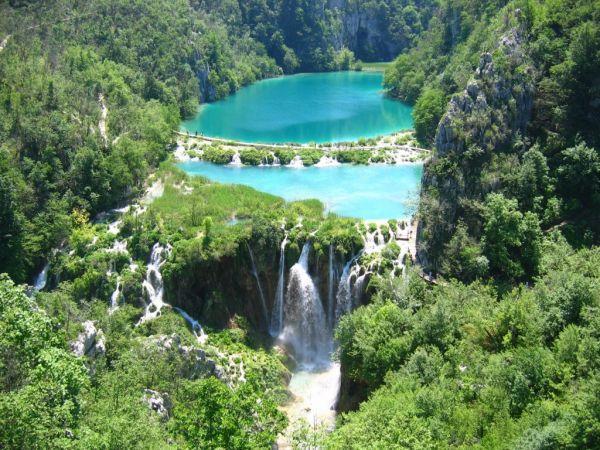 Plitvické jazerá, Medžugorie