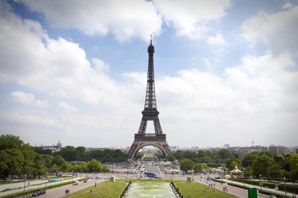 Poznávací letecký zájazd Paríž