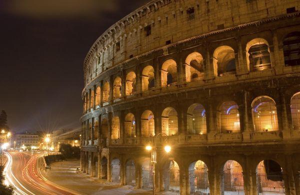 Poznávací letecký zájazd Rím