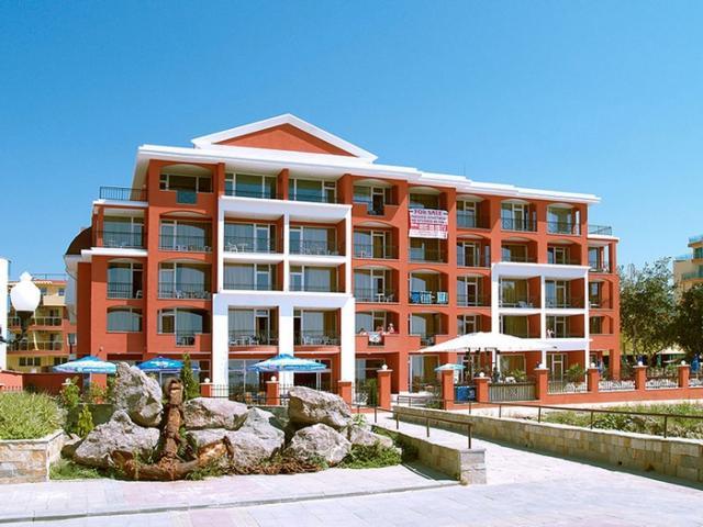 Aparthotel Carina Beach