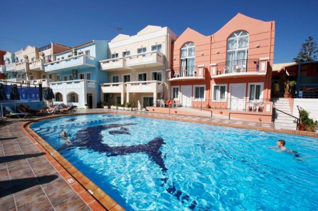 Epimenidis hotel apartments