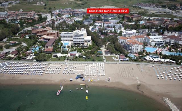 Club Bella Sun & Spa