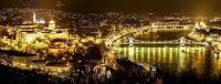 Predvianočná Budapešť