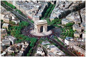 Predľžený víkend v Paríži s možnosťou Eurodisney