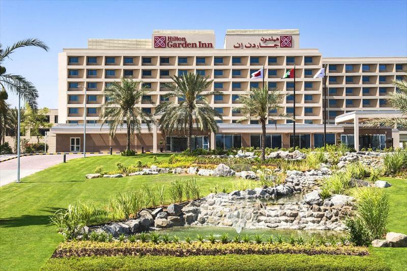 Dovolenka 2018 Hilton Garden Inn Dubai Mall Of The Emirates Spojen Arabsk Emir Ty Dubaj
