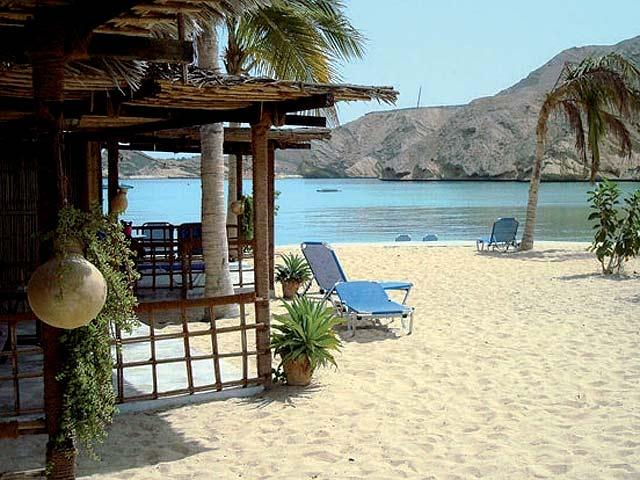 Muscat - Oman Dive Centre Muscat - Exclusive Diver's Resort