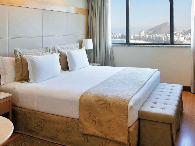 Poloha Hotel Windsor Oceanico se nachází v nejmladší čtvrti Rio de Janeira - Barra da.