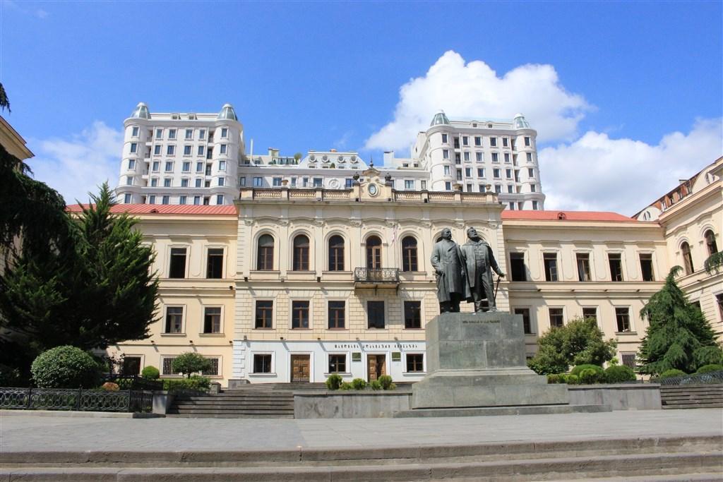 Gruzínsko datovania zákony