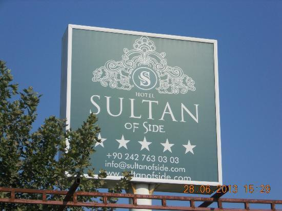 Sultan Of Side