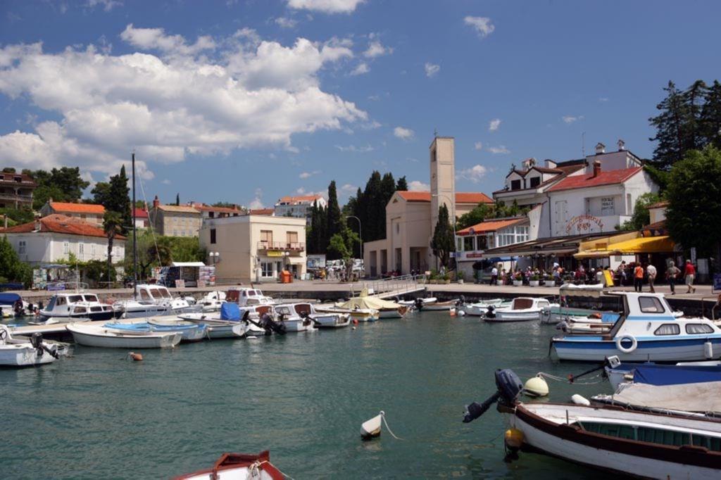 хорватия город малинска фото она