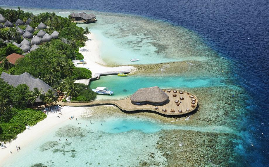 Bandos Island Resort - 1 Popup navigation