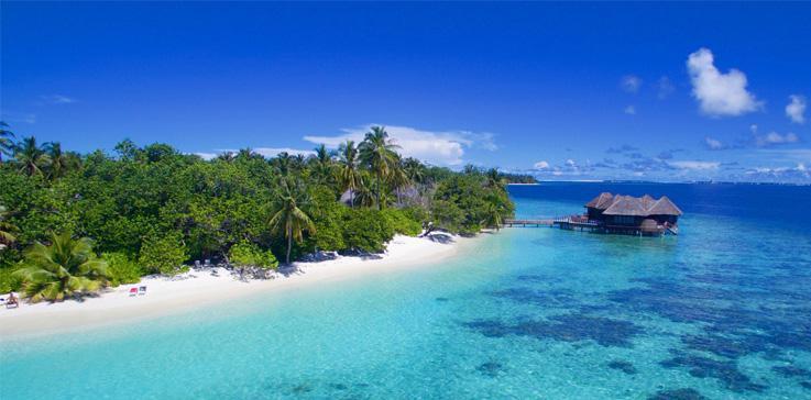Bandos Island Resort - 2 Popup navigation