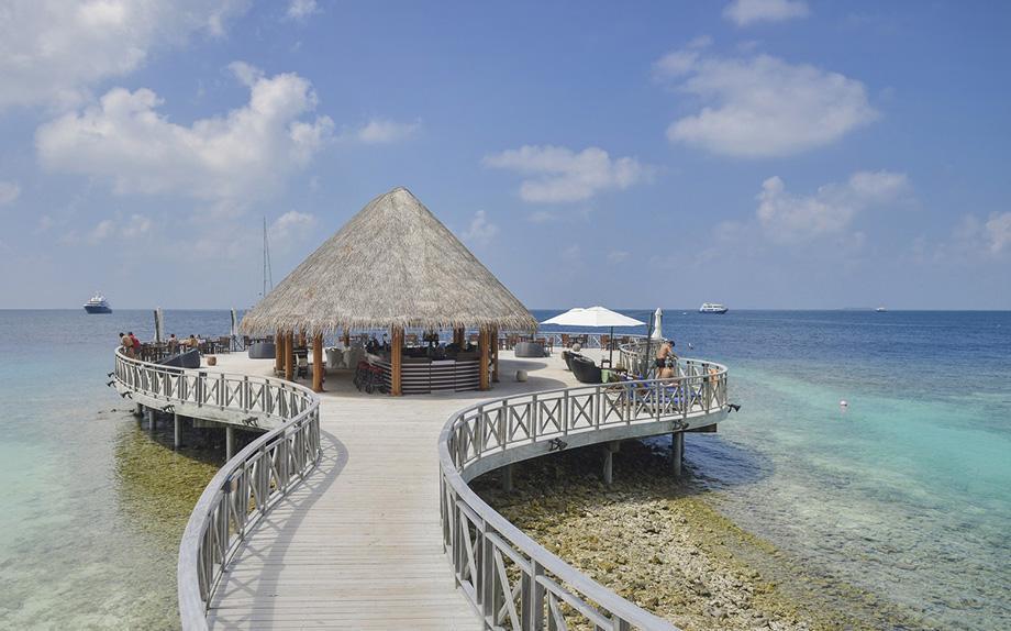 Bandos Island Resort - 14 Popup navigation