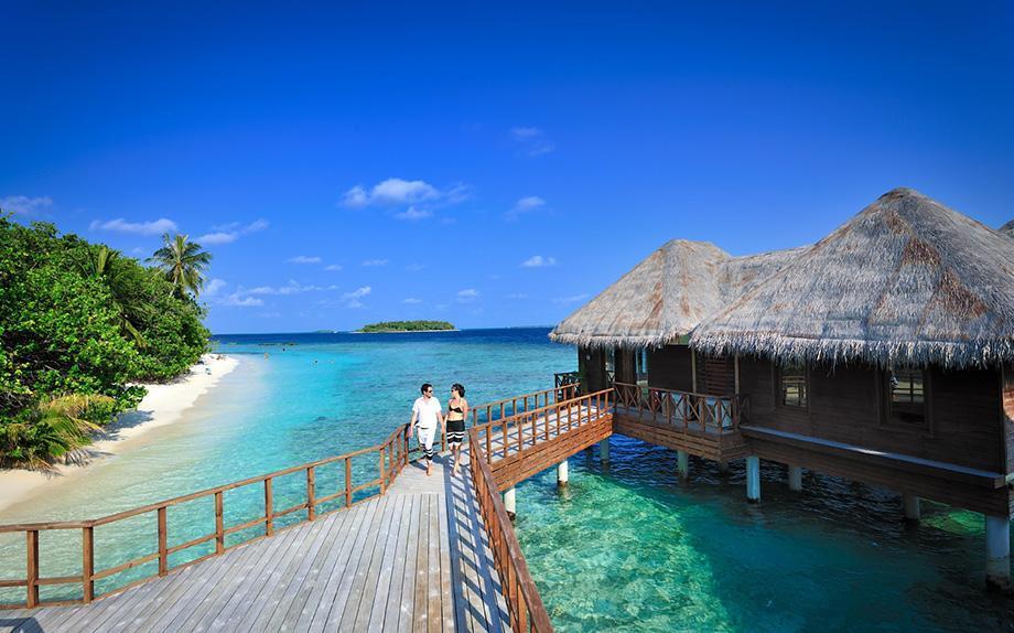 Bandos Island Resort - 3 Popup navigation