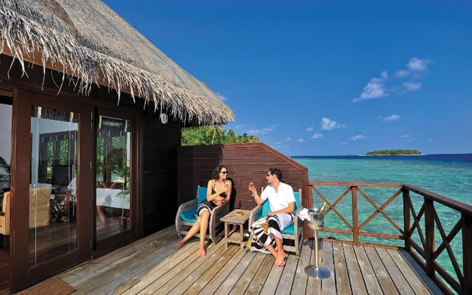 Bandos Island Resort - 4 Popup navigation