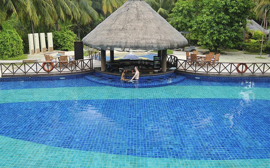 Bandos Island Resort - 6 Popup navigation