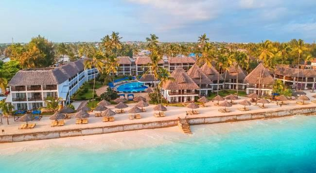 DoubleTree by Hilton Resort Zanzibar - 1 Popup navigation