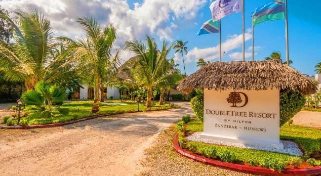DoubleTree by Hilton Resort Zanzibar - 2 Popup navigation
