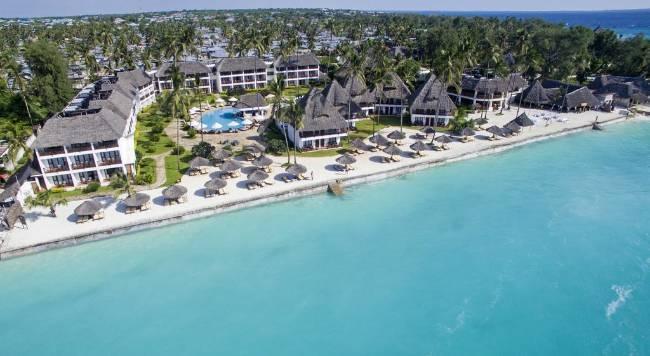 DoubleTree by Hilton Resort Zanzibar - 11 Popup navigation