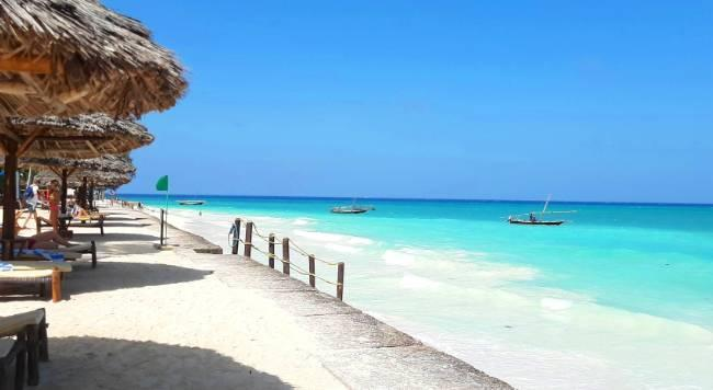 DoubleTree by Hilton Resort Zanzibar - 16 Popup navigation